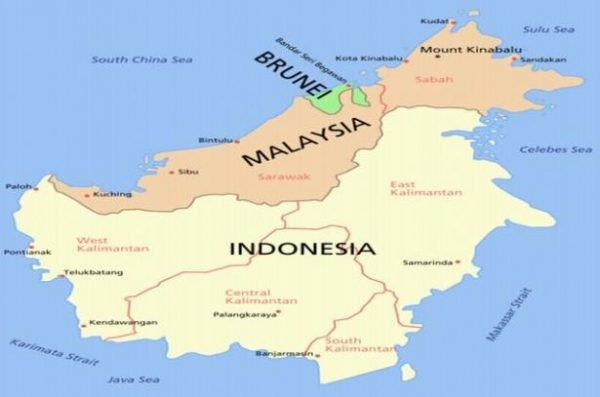 Batas Wilayah Indonesia bagian Utara