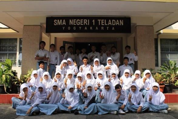 Gambar SMA Terbaik di Indonesia