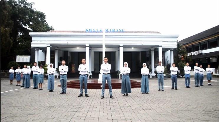Gambar Sekolah SMA Terbaik di Indonesia