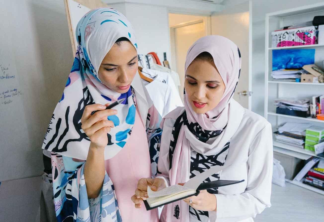 Muslimah Berdiskusi