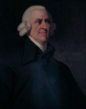 Adam Smith salah satu tokoh Kapitalisme