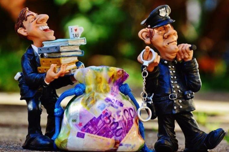 tingkat korupsi tinggi