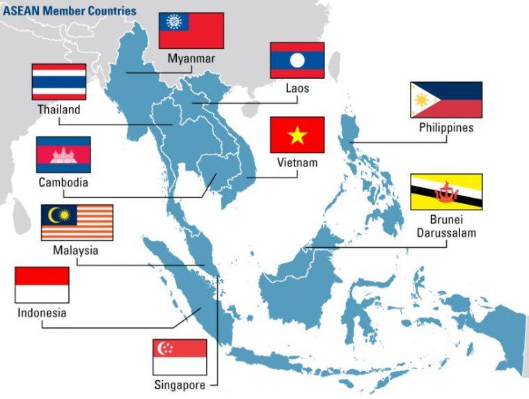 Daftar Negara ASEAN