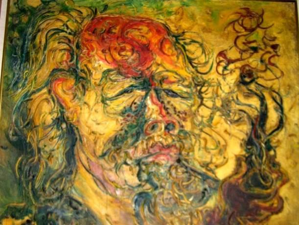 Aliran seni rupa Ekspresionisme
