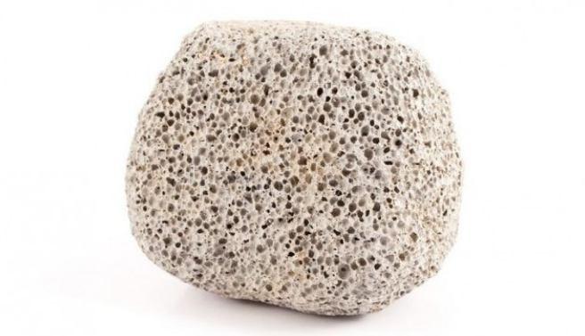 Contoh Batuan Beku batu apung