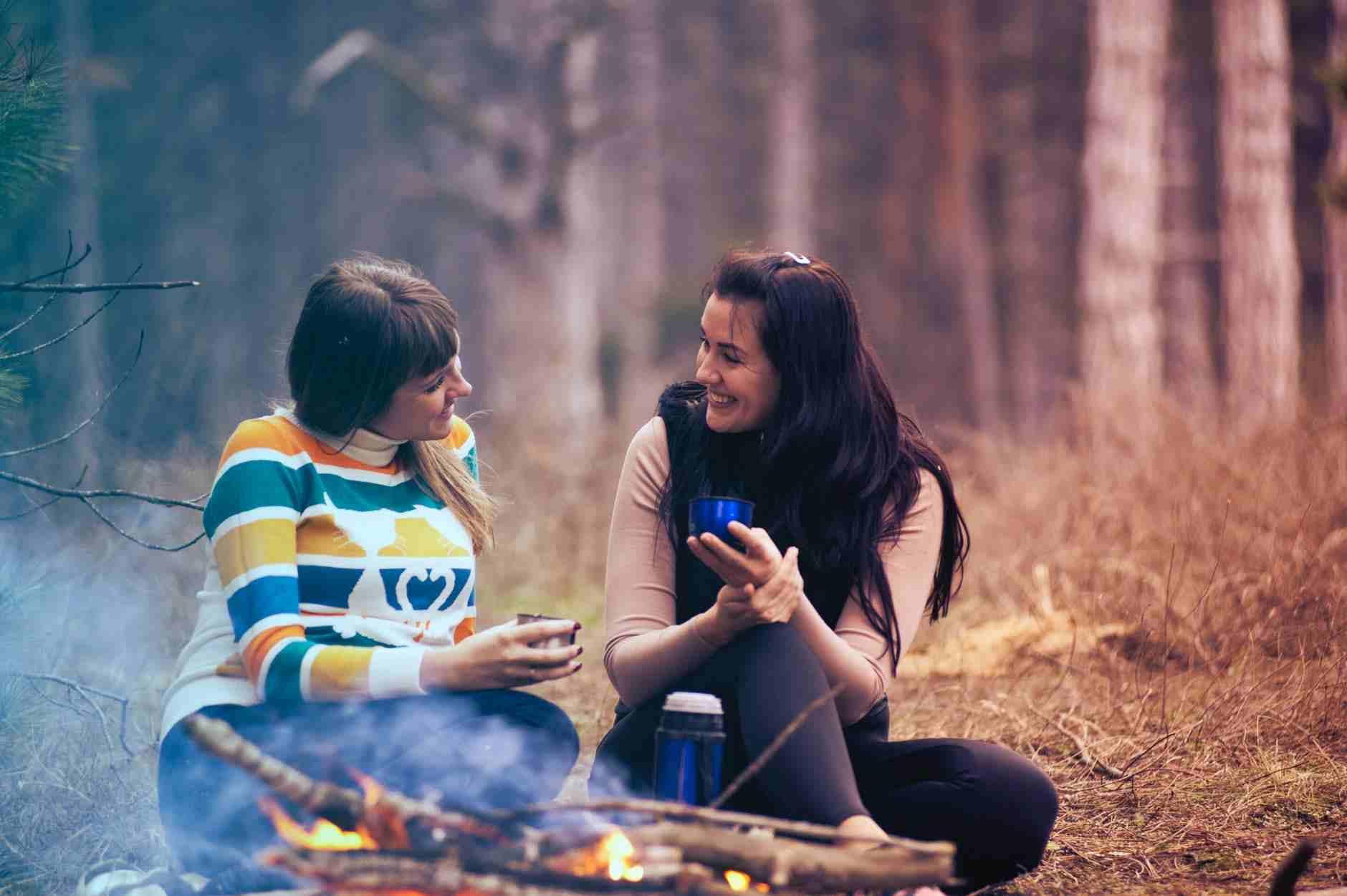 Interaksi sosial individu dengan individu