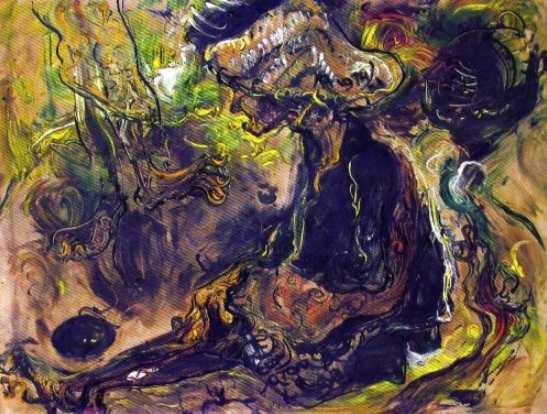 Lukisan AffandiKoesoema