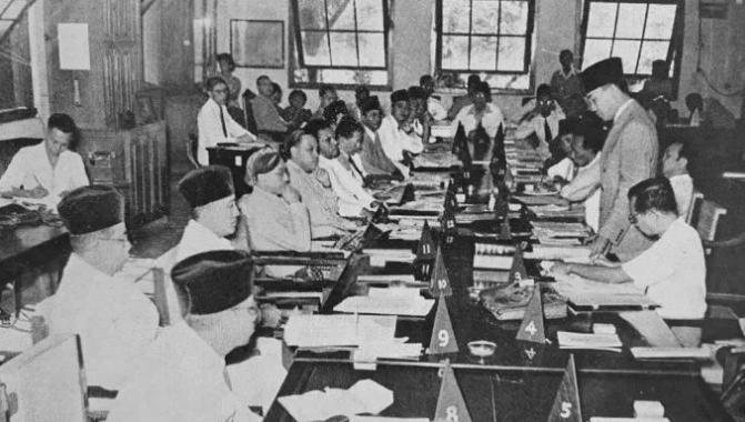 Sejarah pancasila sidang ppki
