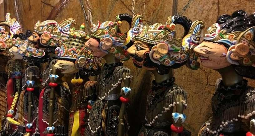 Seni rupa tradisional