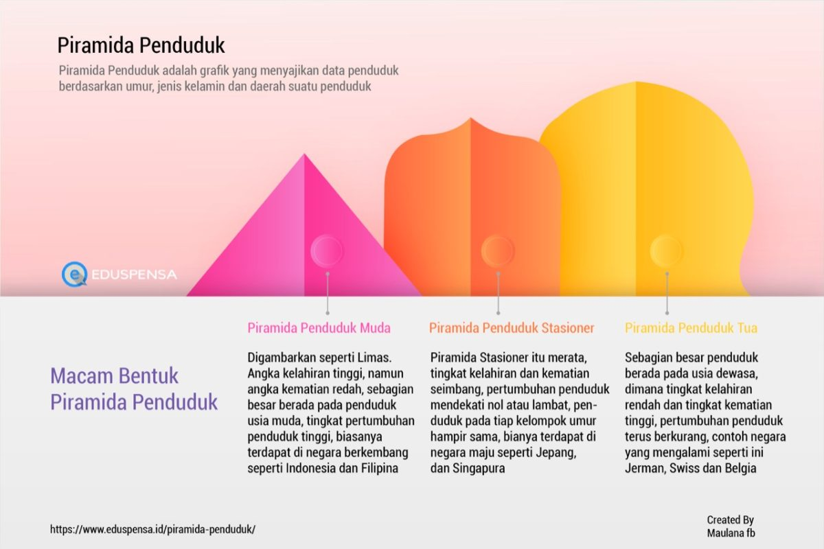 gambar 3 piramida penduduk terlengkap