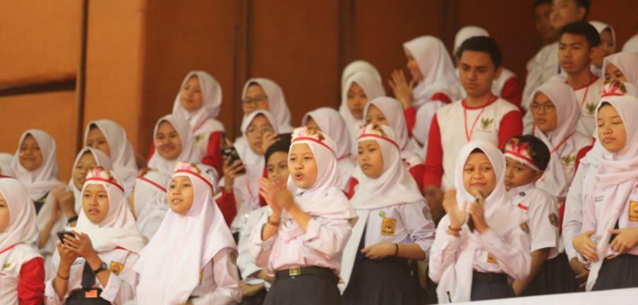 Fungsi Pendidikan Kewarganegaraan Apresiasi cita-cita nasional