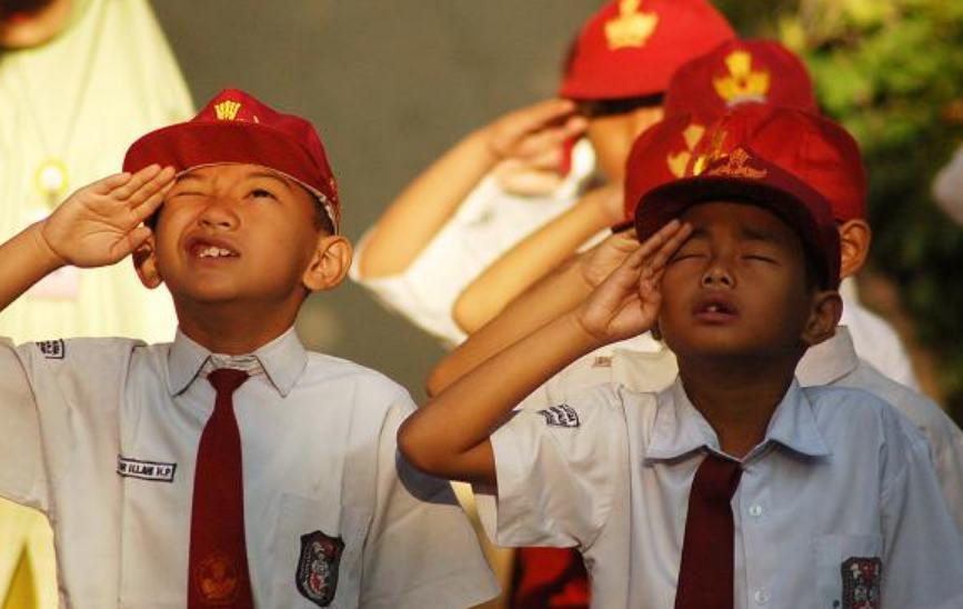 Fungsi Pendidikan Kewarganegaraan Mendorong generasi penerus