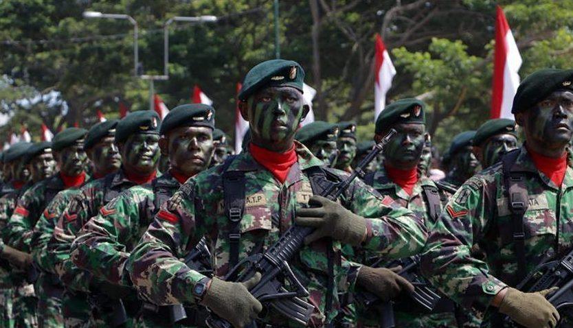 Implementasi Nilai Pancasila dalam Bidang Pertahanan dan Keamanan