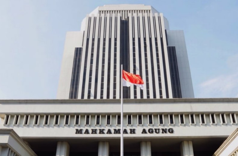 Lembaga Penegak hukum Mahkamah agung