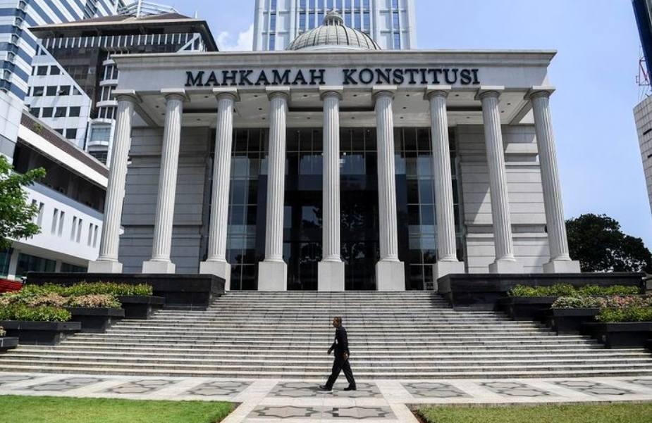 Lembaga Penegak hukum Mahkamah konstitusi
