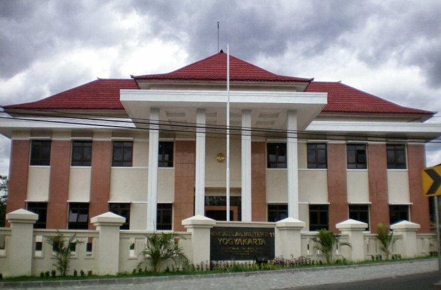 Lembaga Penegak hukum Pengadilan Militer