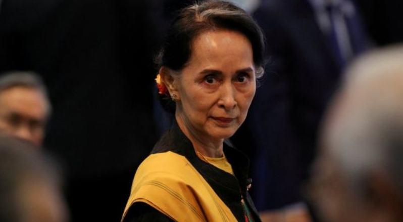 Berakhirnya Rezim Militer myanmar