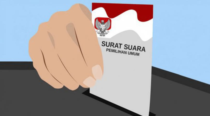 Contoh Budaya Politik Partisipan menggunakan hak pemilu