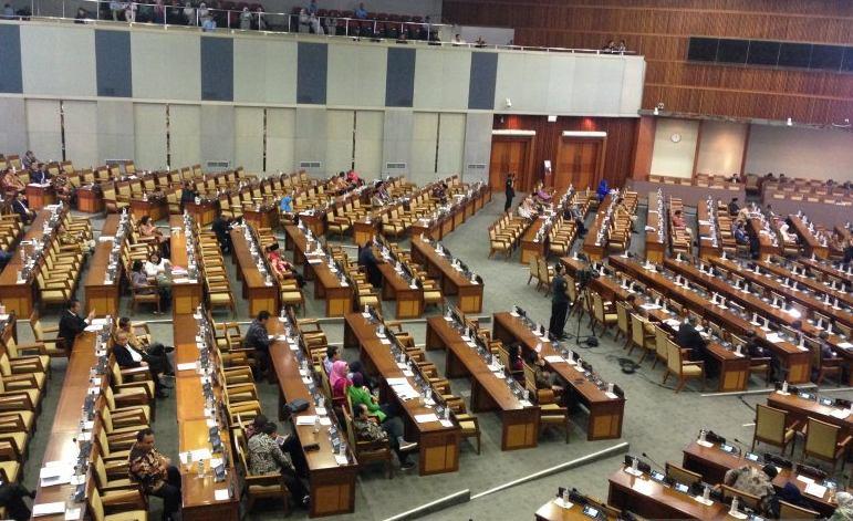 Demokrasi Perwakilan dengan Sistem Pemisahan Kekuasaan