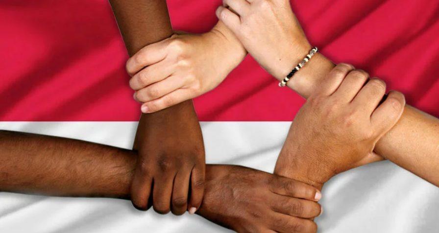 Menjaga kesatuan dan persatuan negara