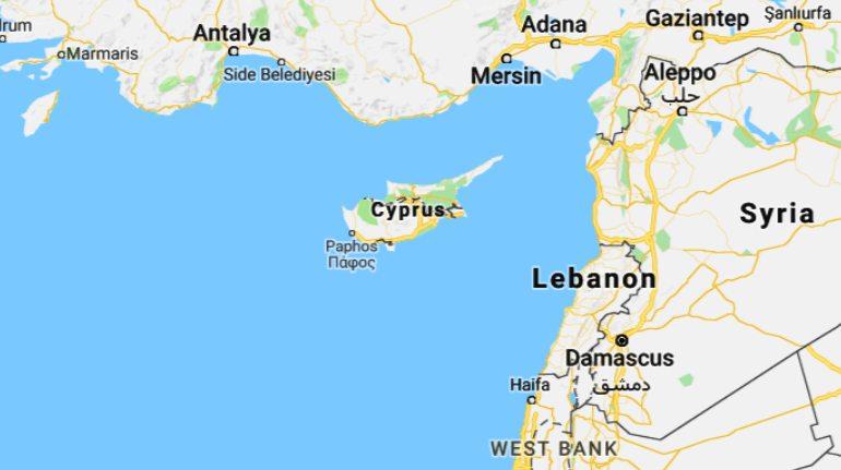 Negara Terpecah cyprus