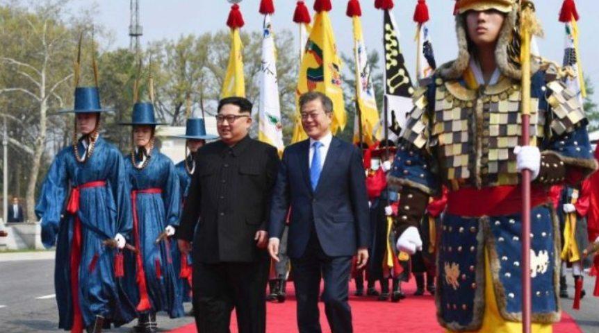 Negara Terpecah korea
