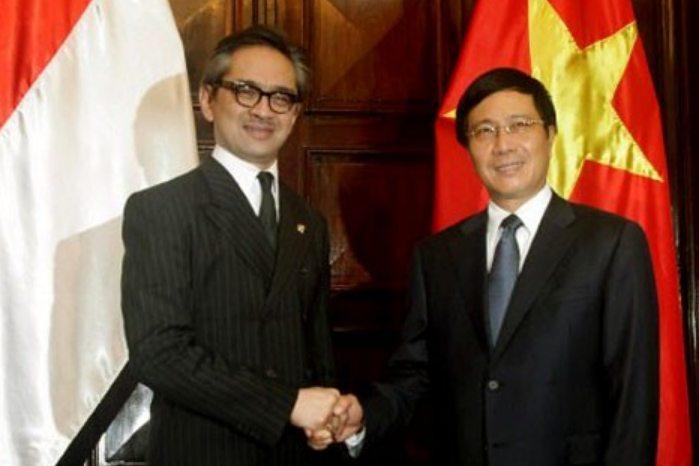 Perjanjian Indonesia dan Vietnam Tahun 2011