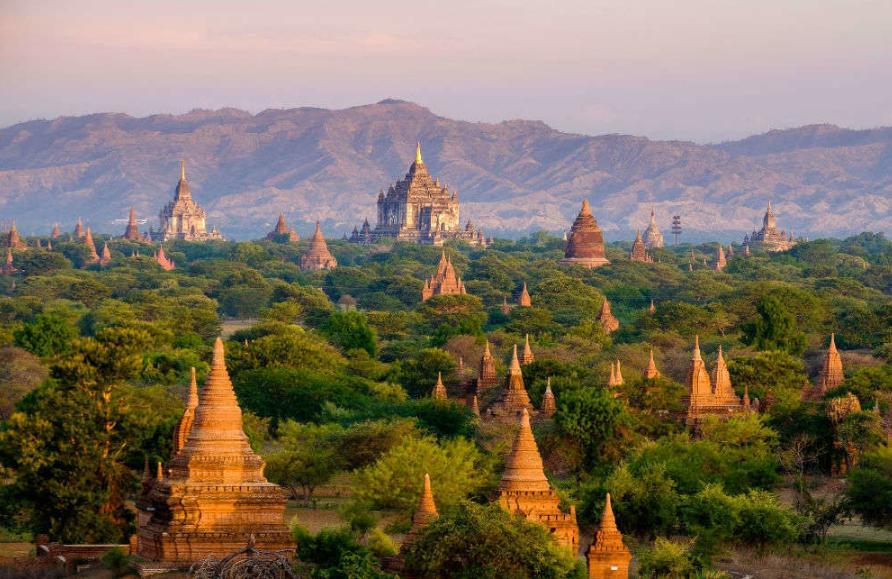 Perubahan Nama Dan Pemindahan Ibukota Myanmar