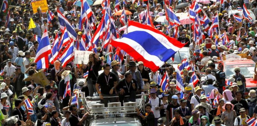Sistem Politik Thailand