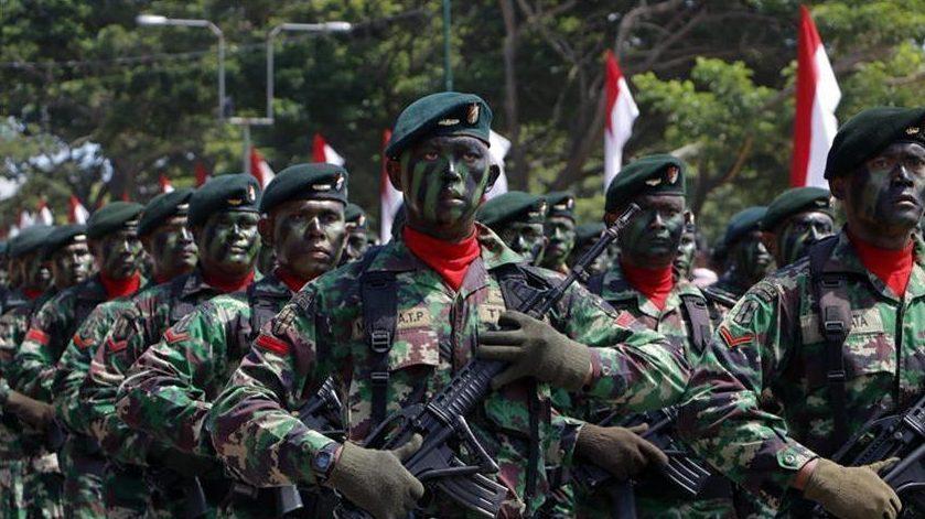 bentuk usaha bela negara Pengabdian sebagai anggota TNI
