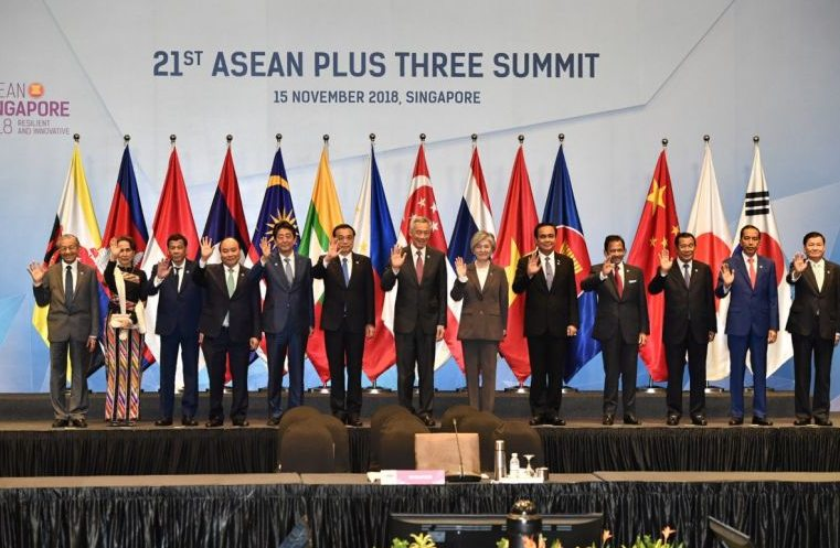 ASEAN Plus Three