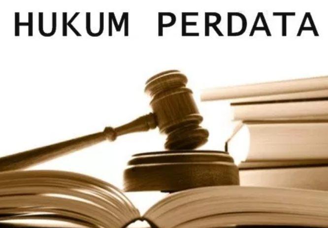 Bidang hukum perdata