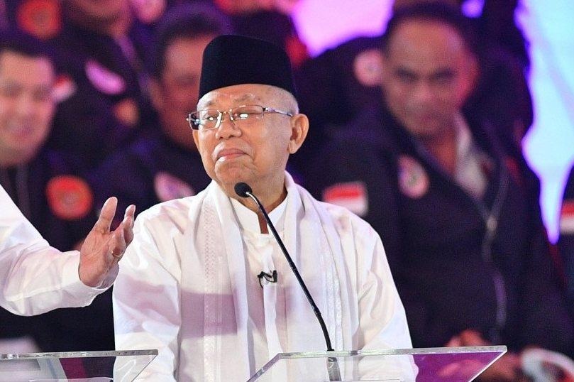 Contoh Lembaga Politik di Indonesia wakil presiden