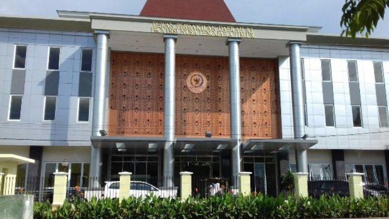 Contoh Suprastruktur Politik di Indonesia DPD