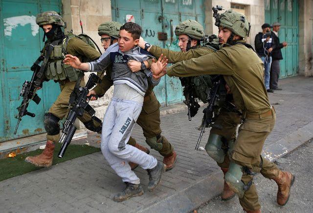 pelanggaran ham di palestina