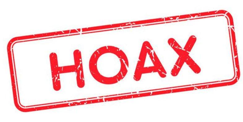 Jangan Menyebarkan Berita Bohong Yang Berisikan Isu SARA