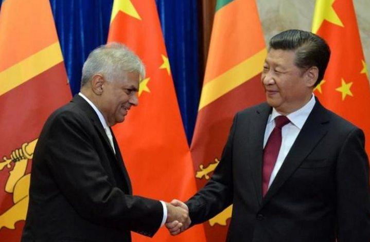 Kerjasama Bilateral Cina dan Sri Lanka
