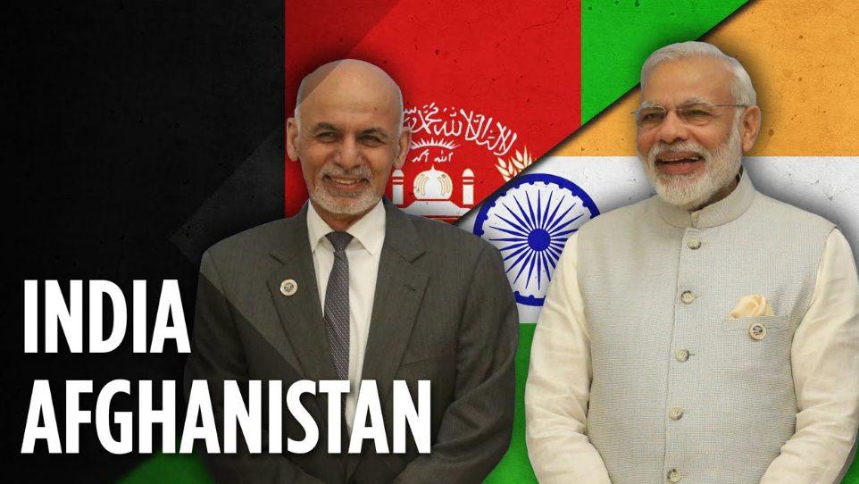 Kerjasama Bilateral India dan Afganistan