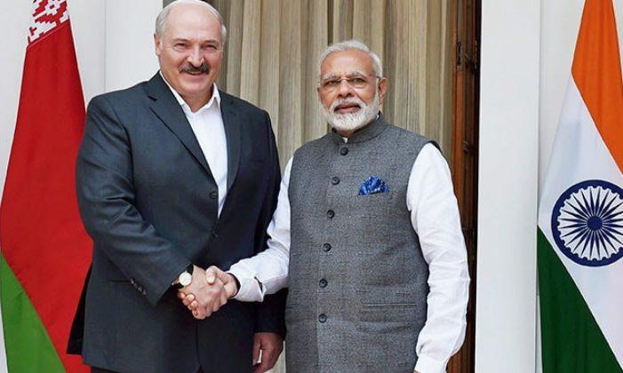 Kerjasama Bilateral India dan Belarusia
