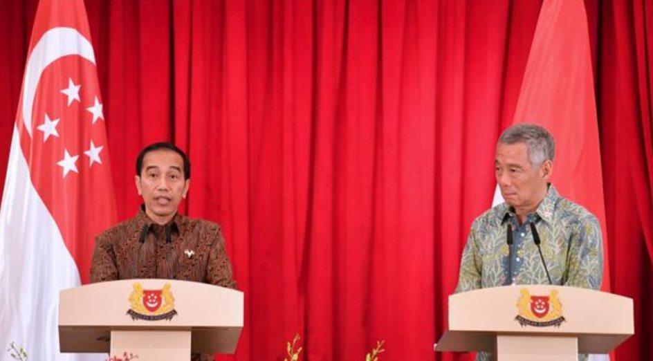Kerjasama Bilateral Indonesia dan Singapura