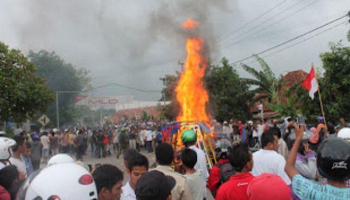 Konflik sosial Nusa Tenggara Barat