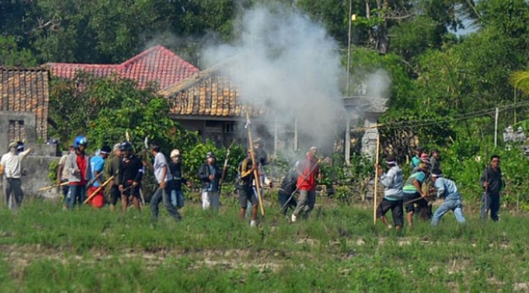 Konflik sosial suku Lampung dan suku Jawa