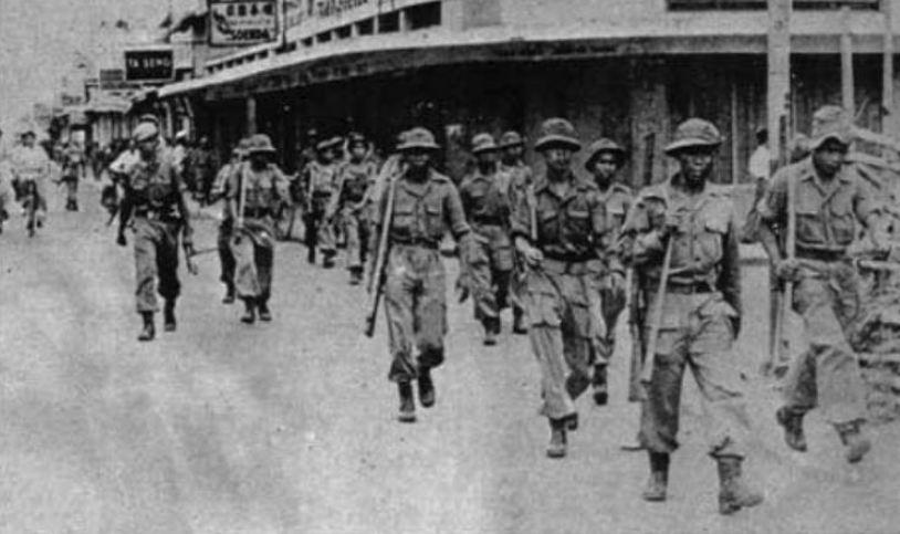 Pemberontakan di Bandung