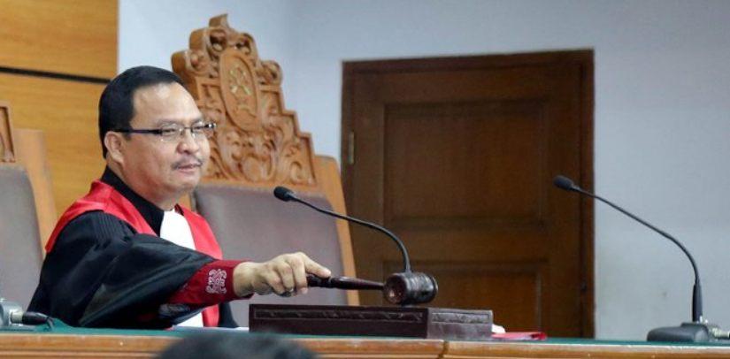 Peradilan tata negara (constitutional court)