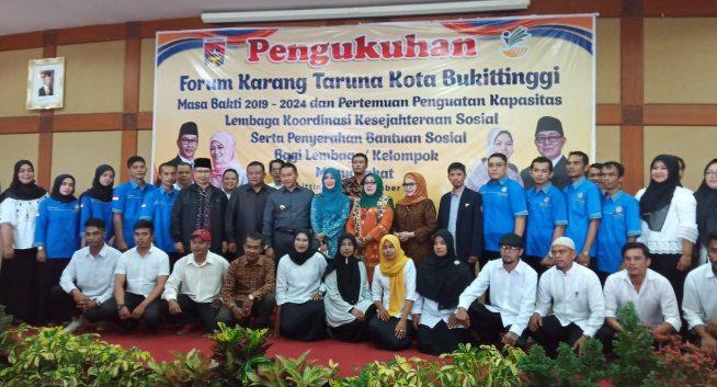 contoh organisasi sosial