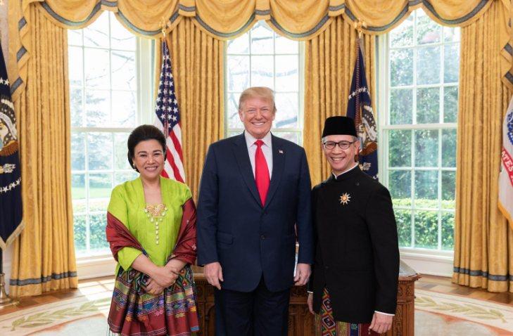 contoh wilayah ekstrateritorial Perwakilan Indonesia di negara lain