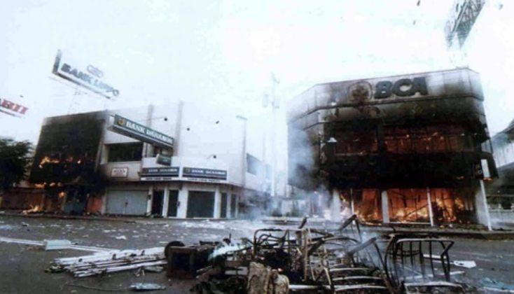 konflik sosial jakarta 1998