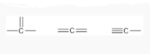 Jari - Jari Atom Karbon Relatif Kecil