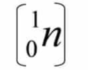 Lambang Partikel Neutron