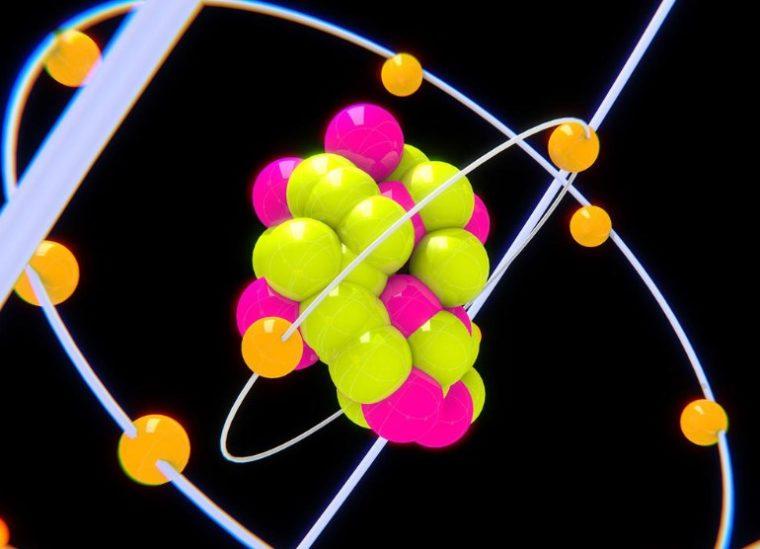 Pengertian jari-jari Atom